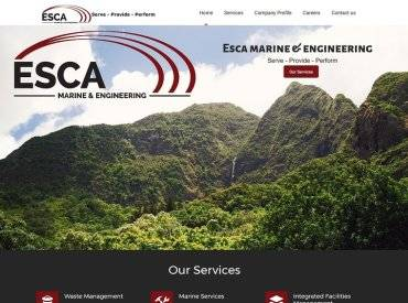 Esca Marine & Engineering Screenshot Small