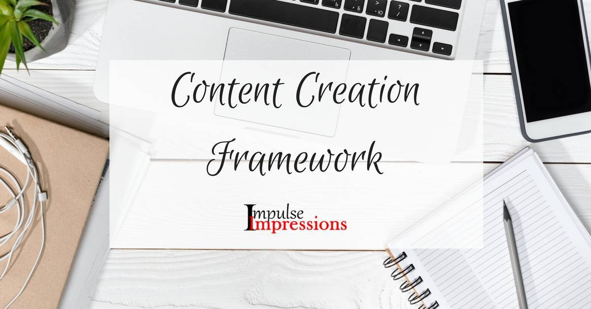 How to Use a Content Framework to Position Yourself as an Expert in Your Niche