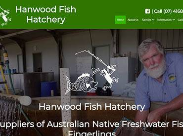 Hanwood Fish Hatchery