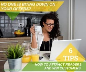 How To Attract Readers and Win Customers