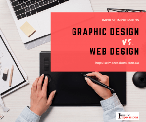 graphic designer vs. web designer