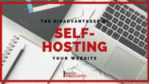 self-hosting a website