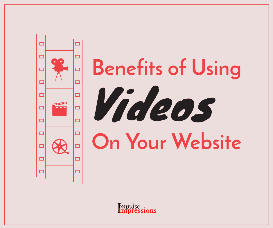 Benefits of Using Vides on Your Website